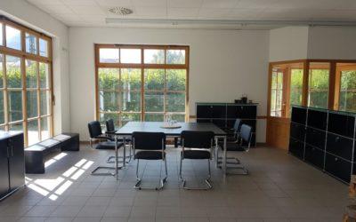 Eröffnungsbüro in Mittenwald – Erste Einblicke